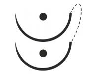 FILAPROP, розмір USP: 3-0, довжина шовного матеріалу (см): 90, довжина голки (мм): 31, форма голки: 1...