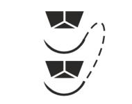 MITSU, розмір USP: 7-0, довжина шовного матеріалу (см): 30, довжина голки (мм): 6.5, форма голки: 3/8...